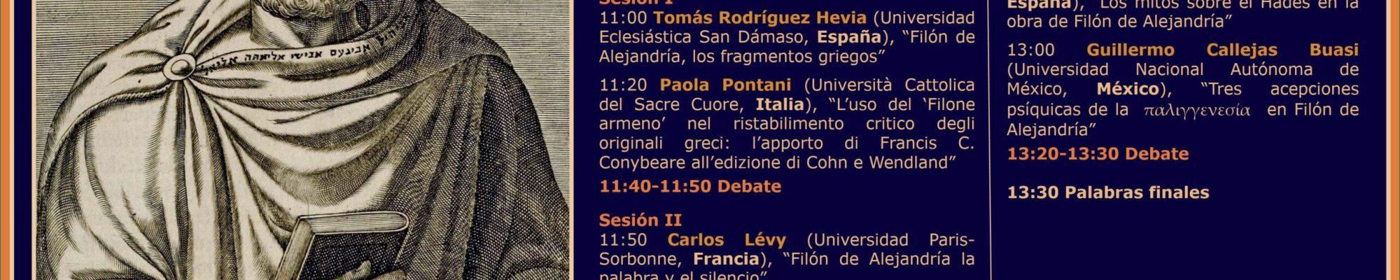 2.-Programa-Primer-Congreso-Internacional-sore-Filón-de-Alejandría